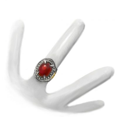 Prominent Carnelian Stimulative Amulet Boosting Sex and Passion