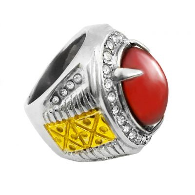 Prominent Carnelian Stimulative Amulet Boosting Sexual Arousal and Passion