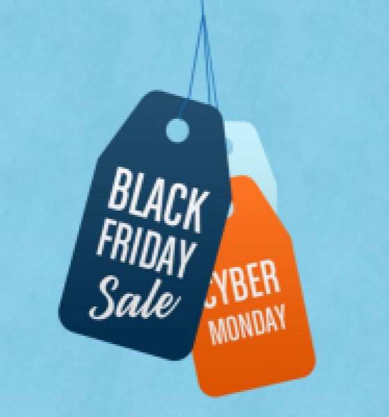 Black Friday and Cyber Monday 2017