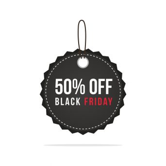 Black Friday Sale: 50% Off!