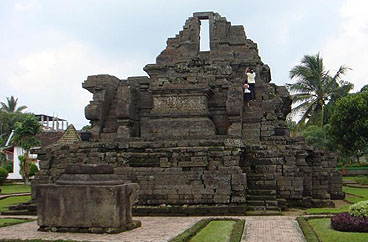 Architectural Styles of Temples in East-Java