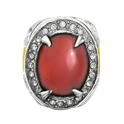 Prominent Carnelian Stimulative Amulet Boosting Sexual Arousal and Energy