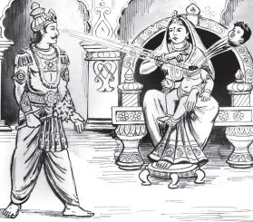 Birth of Ganesha