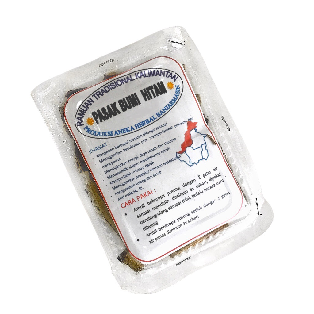 Indonesian Herbal Medicine made of Long Jack Roots
