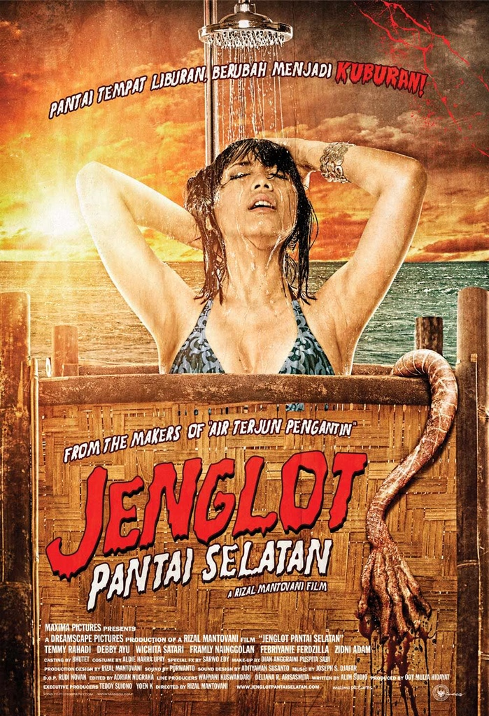 Jenglot Pantai Selatan Indonesian Horror Movie