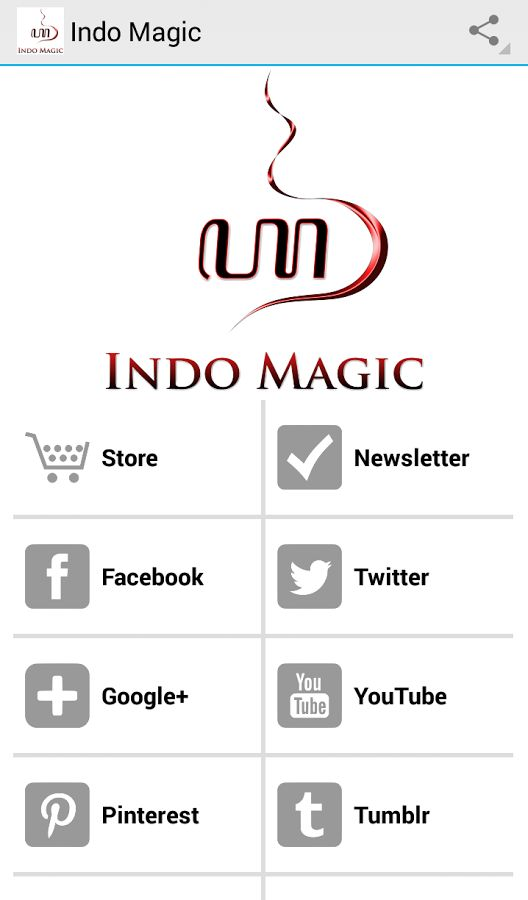 Indo Magic Android App