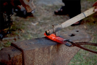 Mantras for Forging a Keris