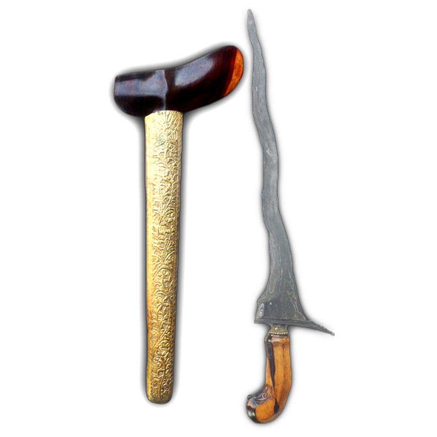 Keris Majapahit Sepuh for Ritualistic Uses