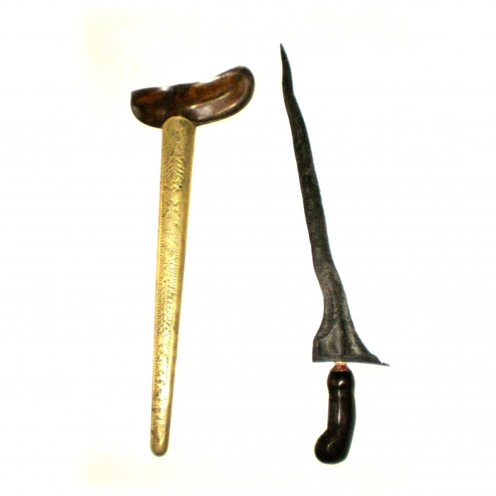 Keris Murma Malela from the 17th Century Tangguh Mataram Era