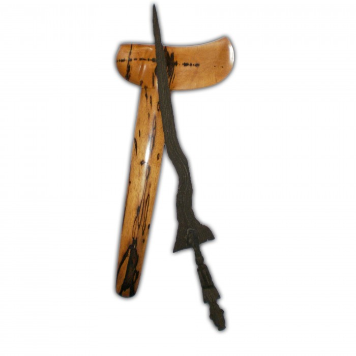 Keris Sajen for Ritual and Spiritual Uses