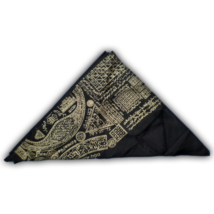 Islamic Shawl with Magic Spells for Protection