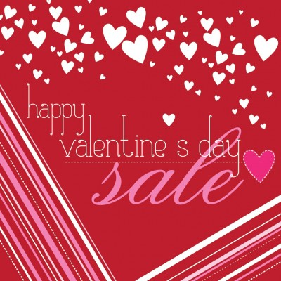 Valentine's Day 2015 Sale