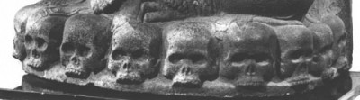 Ganesha's ring of Skulls