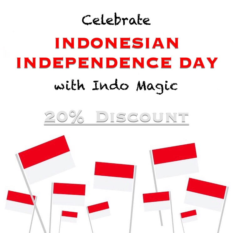 Indonesian Independence Day Promo