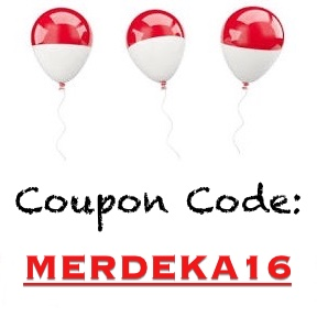 Indonesian Independence Day Discount