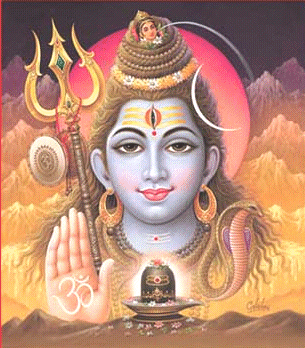 Śiva with Tattvāmṛta