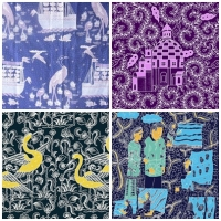 Batik Semarang Patterns