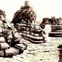 Construction of the Borobudur Temple